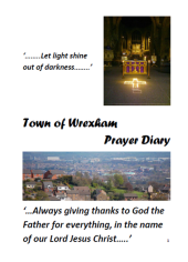 Prayer Diary pic English