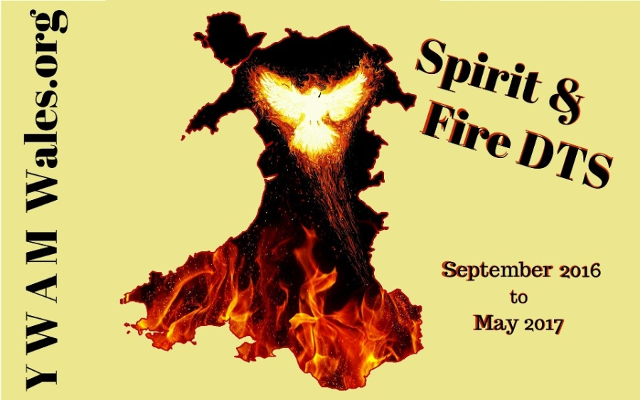 Spirit and Fire DTS 2016